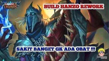 Build Hanzo Rework Tersakit