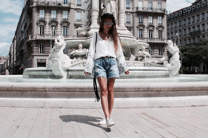 blogueuse mode française 2017 mon avis sur Zaful blog