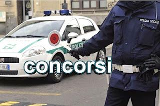 concorsi e lavoro Polizia Locale - www.adessolavoro.com