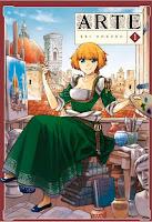 Arte #1 - Arechi Manga