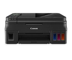 Impressoras Multifuncionais A Jato De Tinta Sem Fio Canon PIXMA G4110 Software e drivers da série PIXMA G4110 para Windows, Mac OS - Linux
