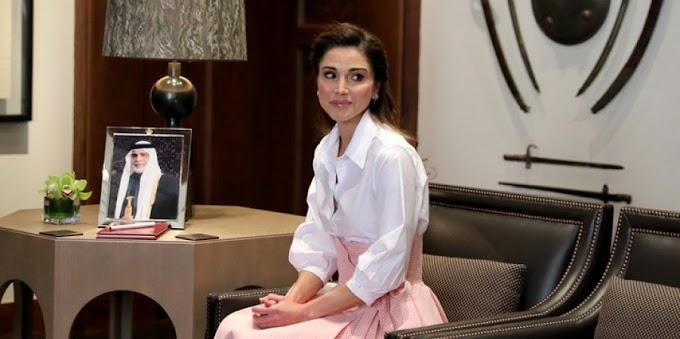 Королева Йорданії пояснила, скільки витрачає на свій гардероб