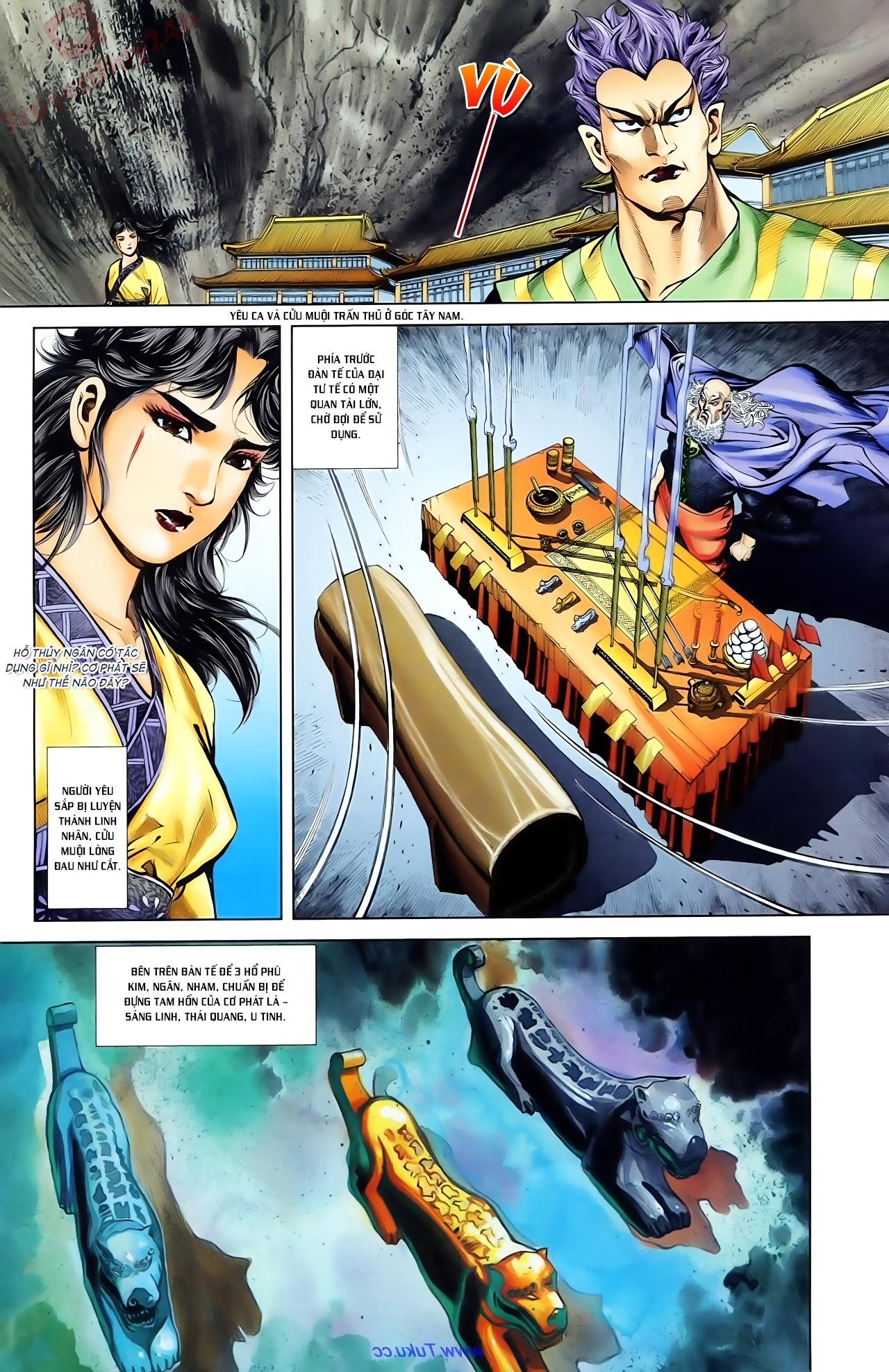 Cơ Phát Khai Chu Bản chapter 79 trang 5