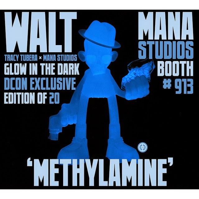 The Blot Says   : DCon 14 Exclusive Methylamine Edition Walt