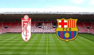 القنوات المفتوحة الناقلة لمباراة برشلونة وغرناطة اليوم في دور ربع نهائي كأس ملك إسبانيا