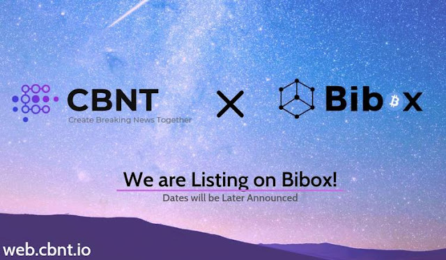 Token Airdrop Cryptocurrency CBNT