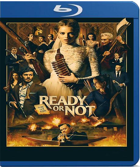 Ready or Not [2019] [BD50] [Latino]