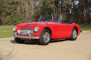 1951 Austin Healey 3000 Sophisticated Classic Cars