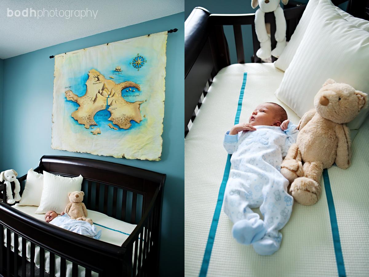 House Of Paint Peter Pan Nursery Inspiration