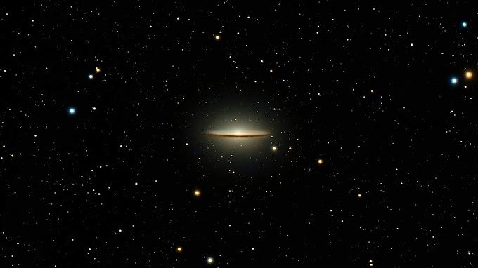 Papel de Parede Galáxia Distante