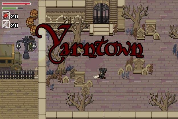 Yarntown - Ένα δωρεάν 2D παιχνίδι που εξελίσσεται στον κόσμο του Bloodborne