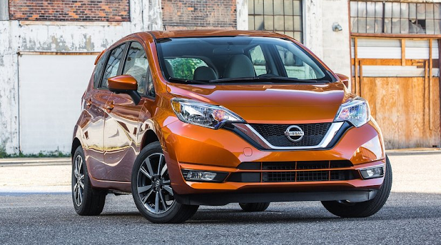 2018 Nissan Versa Note Design