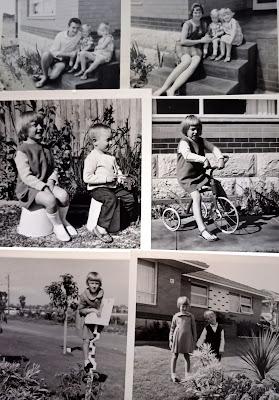 My childhood in 1960's Australia