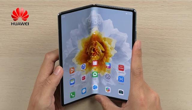 سعر هواوي ميت اكس 2 - مواصفات Huawei Mate X2
