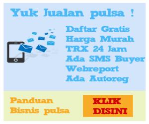 Cara Bisnis Jualan Pulsa Kuota Murah Bersama LotusPulsa.com