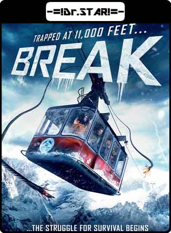 Break 2019 480p 250MB BRRip Dual Audio [Hindi - English] MKV