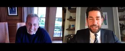 John Krasinski Steve Carell SGN CINEBLOGYWOOD