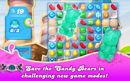 Candy Crush Soda Saga 1.41.11 Apk | MOD