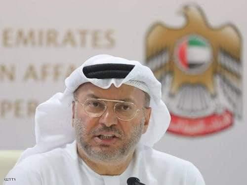 قرقاش: مصالح السعودية عند قيادتنا هي مصالح الإمارات