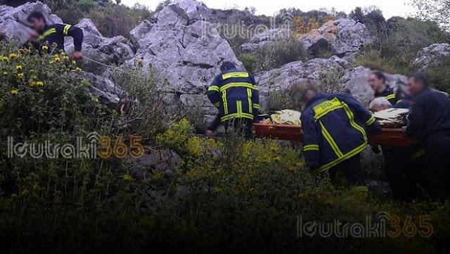 Τραγωδία: Τέσσερις άντρες νεκροί σε σπηλιά στο Λουτράκι Κορινθίας (βίντεο)