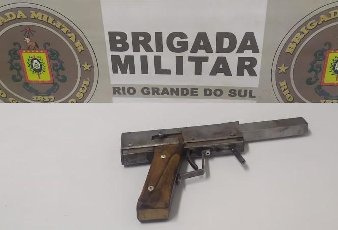 Trio é preso por receptação em Gravataí