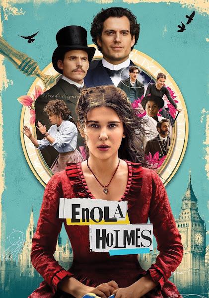 Enola Holmes 2020 Dual Audio Hindi 720p HDRip