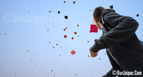 Makar Sankranti or Kite Festival 14Jan.