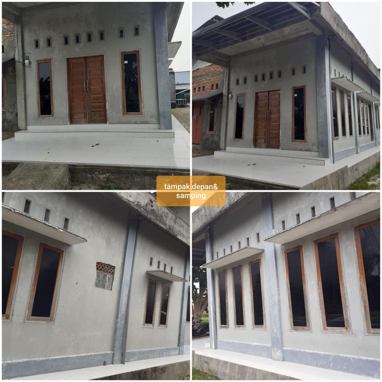 Rumah Kontrakan di Maransi Siteba Padang
