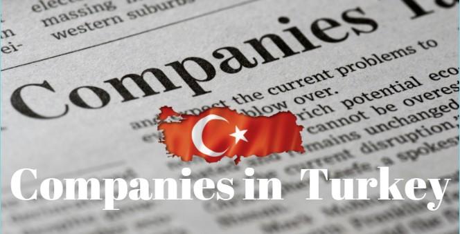 Export Companies List Turkey