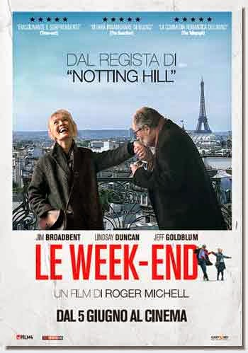 locandina film Le Week-End