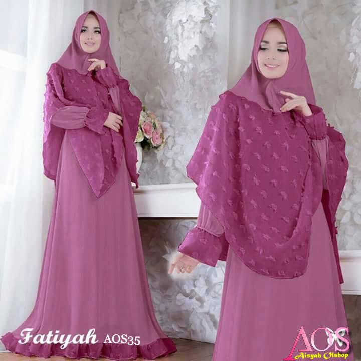 Gamis Fatiyah