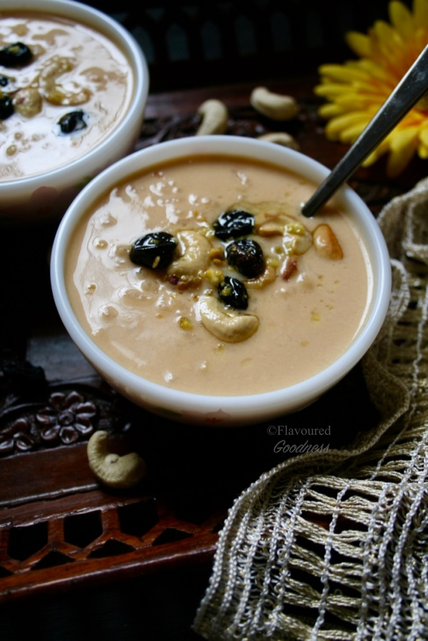 Kerala Paal Payasam Recipe | Rice Pudding | Rice Kheer Recipe