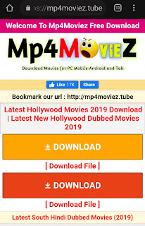 Best Hindi Dubbed movie Download Sites.