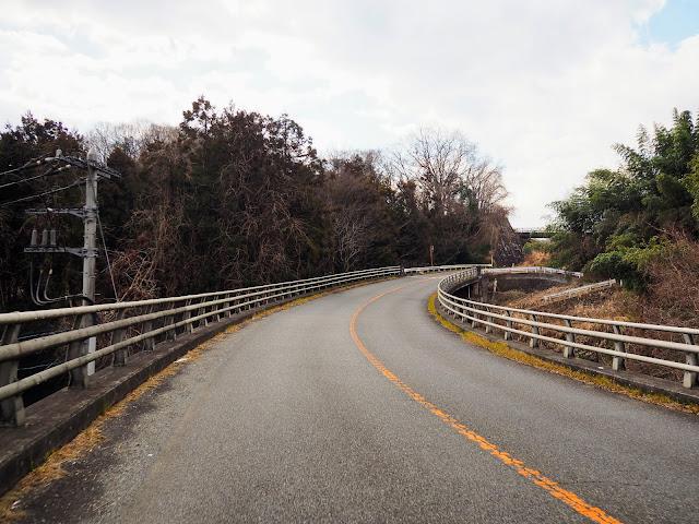 やまゆりライン 岩倉橋