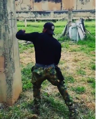 """Even When You Hate Us, We Would Still Protect You""  - Nigerian Soldier (VIDEO)"
