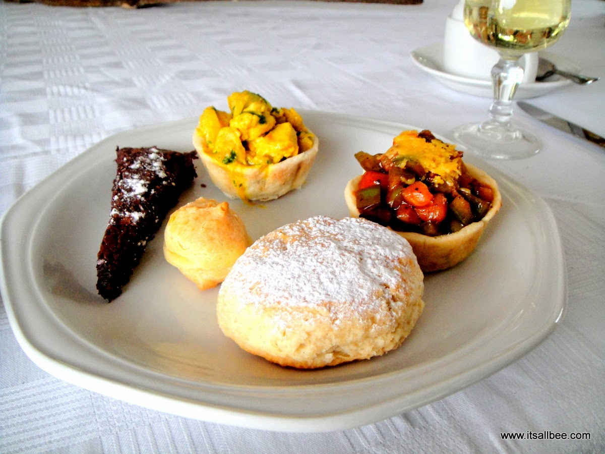 A Livingstone Island Tour on Victoria Falls | Livingstone Island Lunch