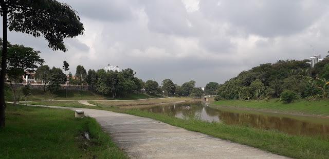 Kolam Takungan Banjir Sg. Tambul