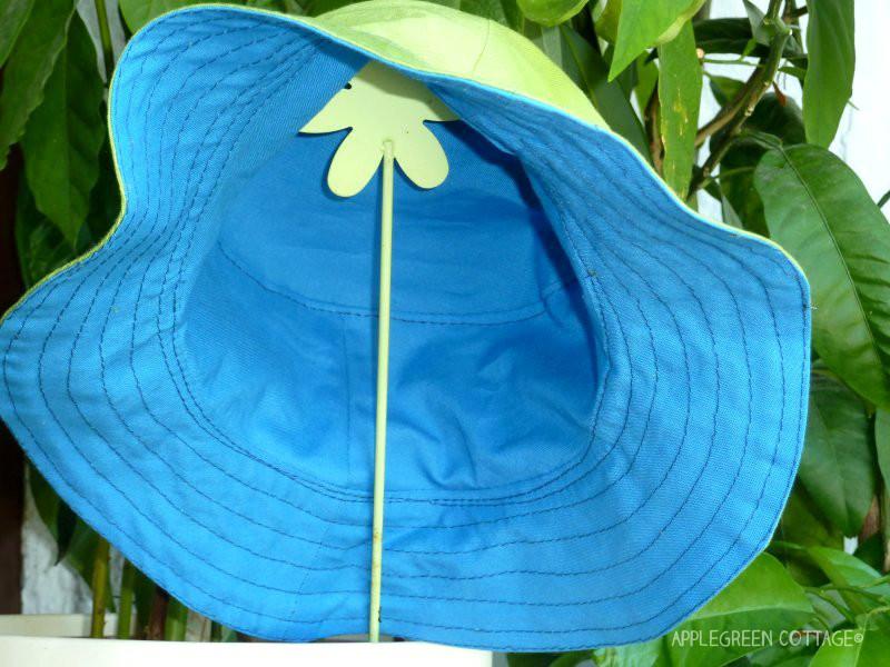 naredi sam: ljubek klobuček