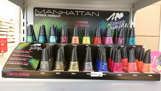 Manhattan - Express Yourself Nagellack-LE