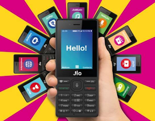 JIO Phone Booking Status