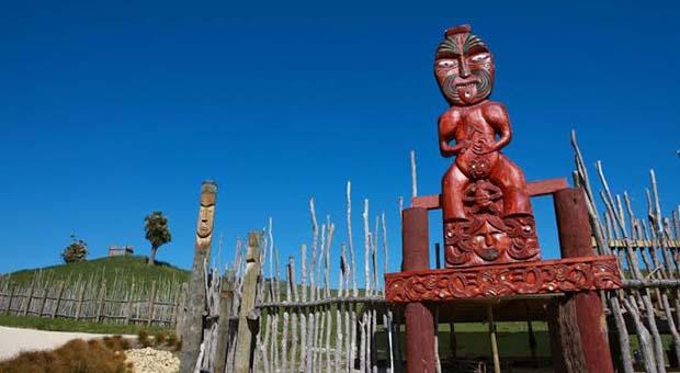 Sejarah Baru, Indonesia Terima Rumah Adat Dari Suku Maori Hawkes Bay