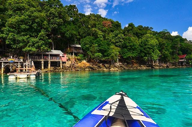 wisata indonesia di pulau weh