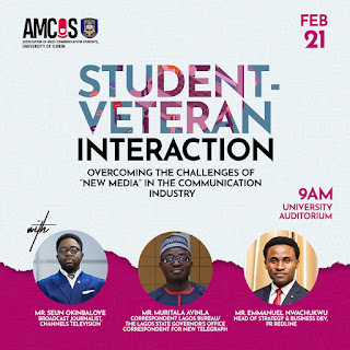 Mass communication, Unilorin