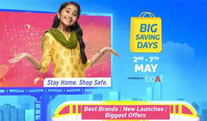 Flipkart Big Saving Days sale: Pixel 4a, Realme X50 Pro, TVs, and more products available with discounts, Mumbai, News, Business, Technology, Mobile Phone, Television, National