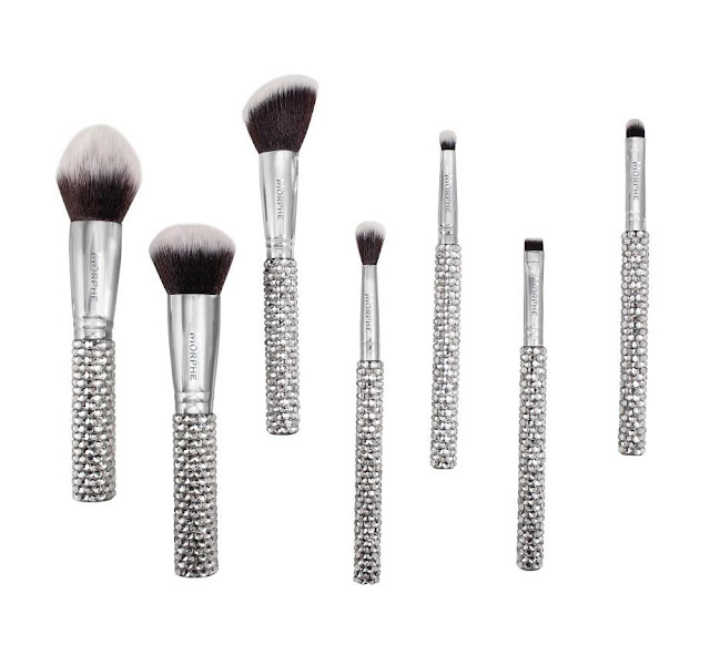 THAT BLING SET - Morphe Brushes