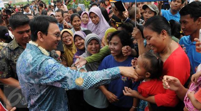 Warga Jakarta Mana yang Menolak Kehadiran Ahok?