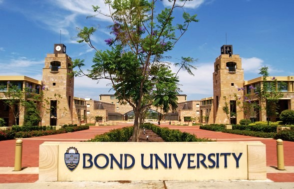 Bond University International Student Scholarships in Australia, 2018