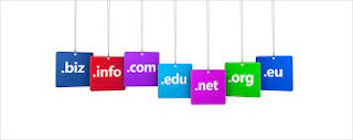 Types of domain Names