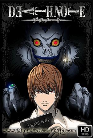 Death Note 1080p Latino