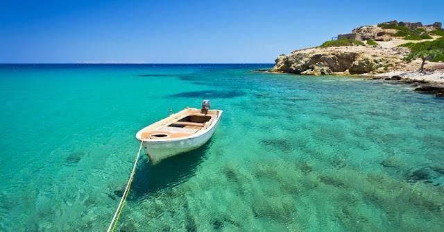 Verão em Creta